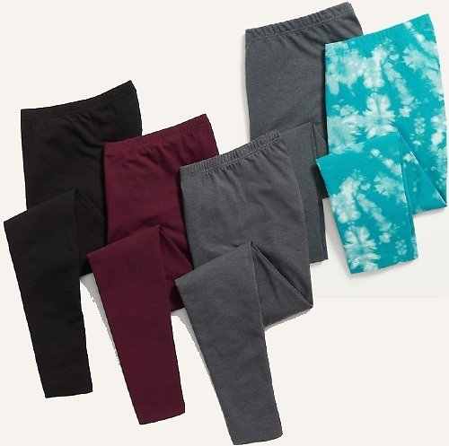 Today Only! 60% Off All Multipack Leggings