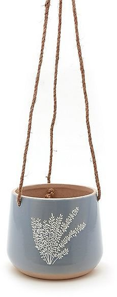 Sonoma Goods For Life Floral Hanging Planter