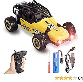 Racing Car RC Cars Remote Control Car for Kids 2.4 GHZ 1:20 Scale High Speed Racing Car with Rechargeable Battery for Racing Toy Car for All Adults and Kids Birthday Gift