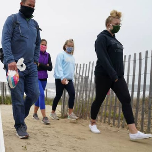 Fauci Says Face Masks Could Become Seasonal After Covid Pandemic