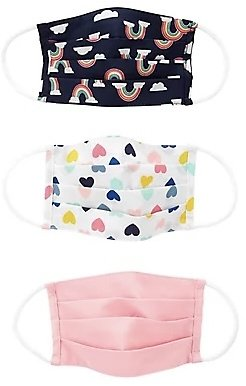 Carters Kid Face Mask (multiple Colors & Styles)