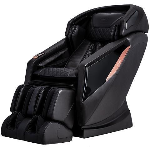 Osaki OS-Pro Yamato Massage Chair L Track Massage Chair, Full Body Air Massage, Zero Gravity Recliner with Space Saving Design, Dual-Zone Heat Therapy, Bluetooth Speakers, and Foot Rollers - Newegg.com