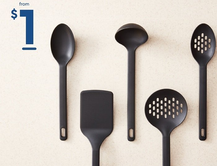 Simply Essential Kitchen Utensils From $1.00 - Bed Bath & Beyond