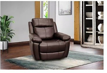 Jacob Power Recliner with Power Adjustable Headrest, Assorted Colors - Sam's Club