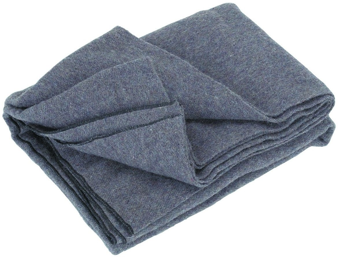 HAUL-MASTER 60 In. X 80 In. Wool Blend Cover