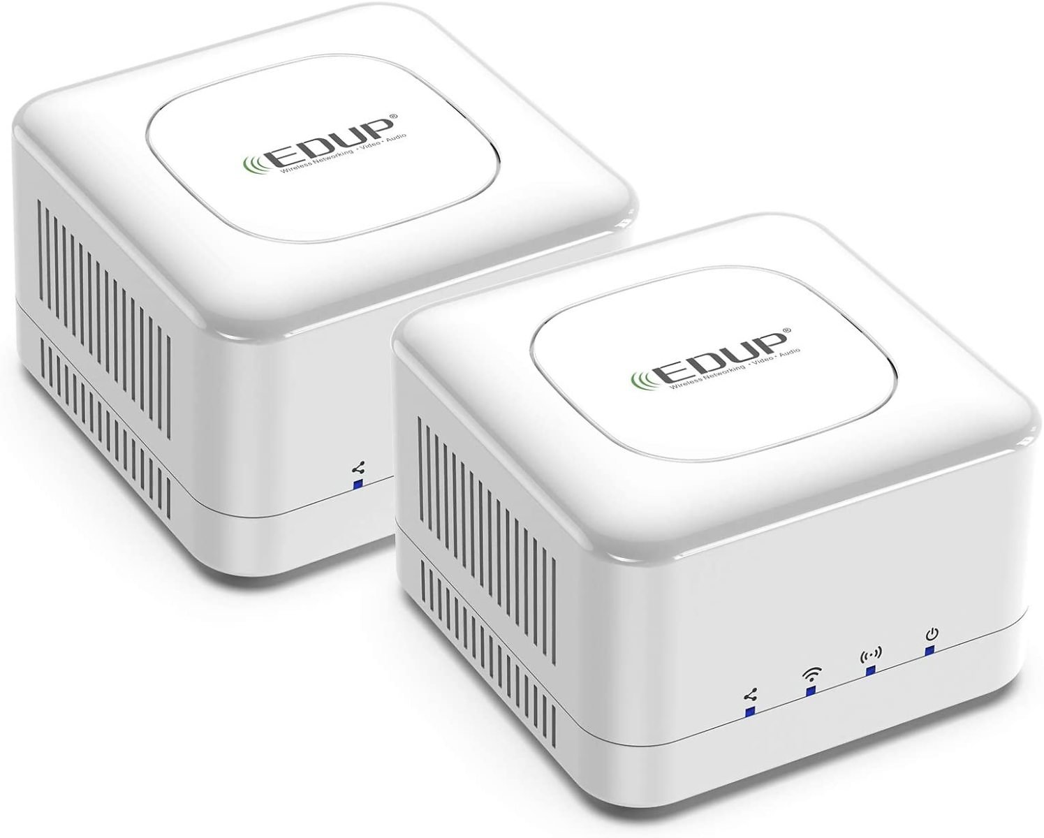 EDUP Whole Home Office Mesh WiFi System Dual Band AC1200M Wireless Mesh Router (Pack of 2)