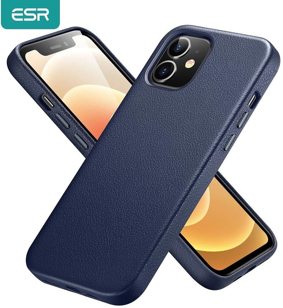40% Off Leather Cover for IPhone