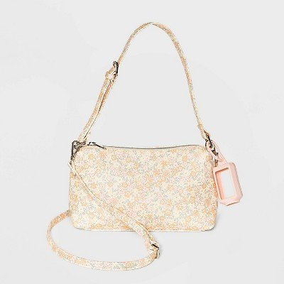 Buckle Crossbody Bag - Wild Fable (4 Colors)