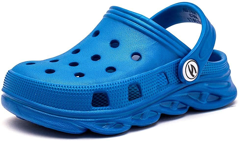 50% Off + Free Shipping Unisex Kids Classic Clogs Slippers with Code 50S28T95 On Amazon.com