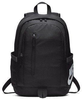 Nike All Access Soleday Sports Backpack - Black