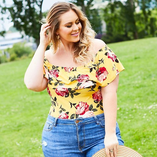 Up To 50% Off 'Love Your Wardrobe' Plus Size Clothing