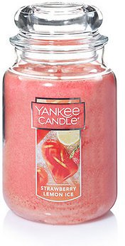 Special Candle Offers : Yankee Candle22-Oz Yankee Candle Large Jar Candle (select Scents) for 4 for $50 Each $12.50