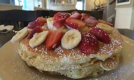 40% OFF| Toward American Food and Drinks At Southern Belle's Pancake House; Dine-In Only