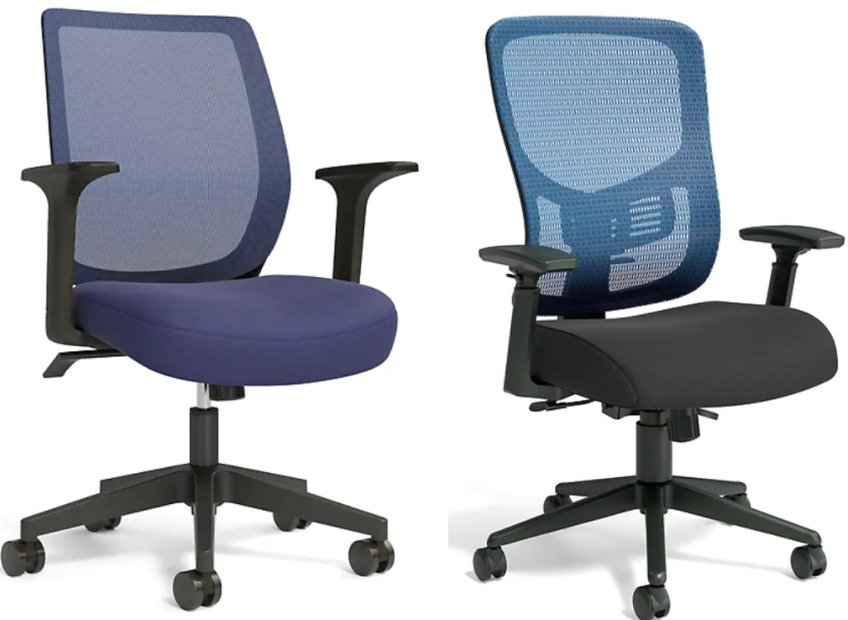 Union & Scale Office Chairs (Mult. Style)