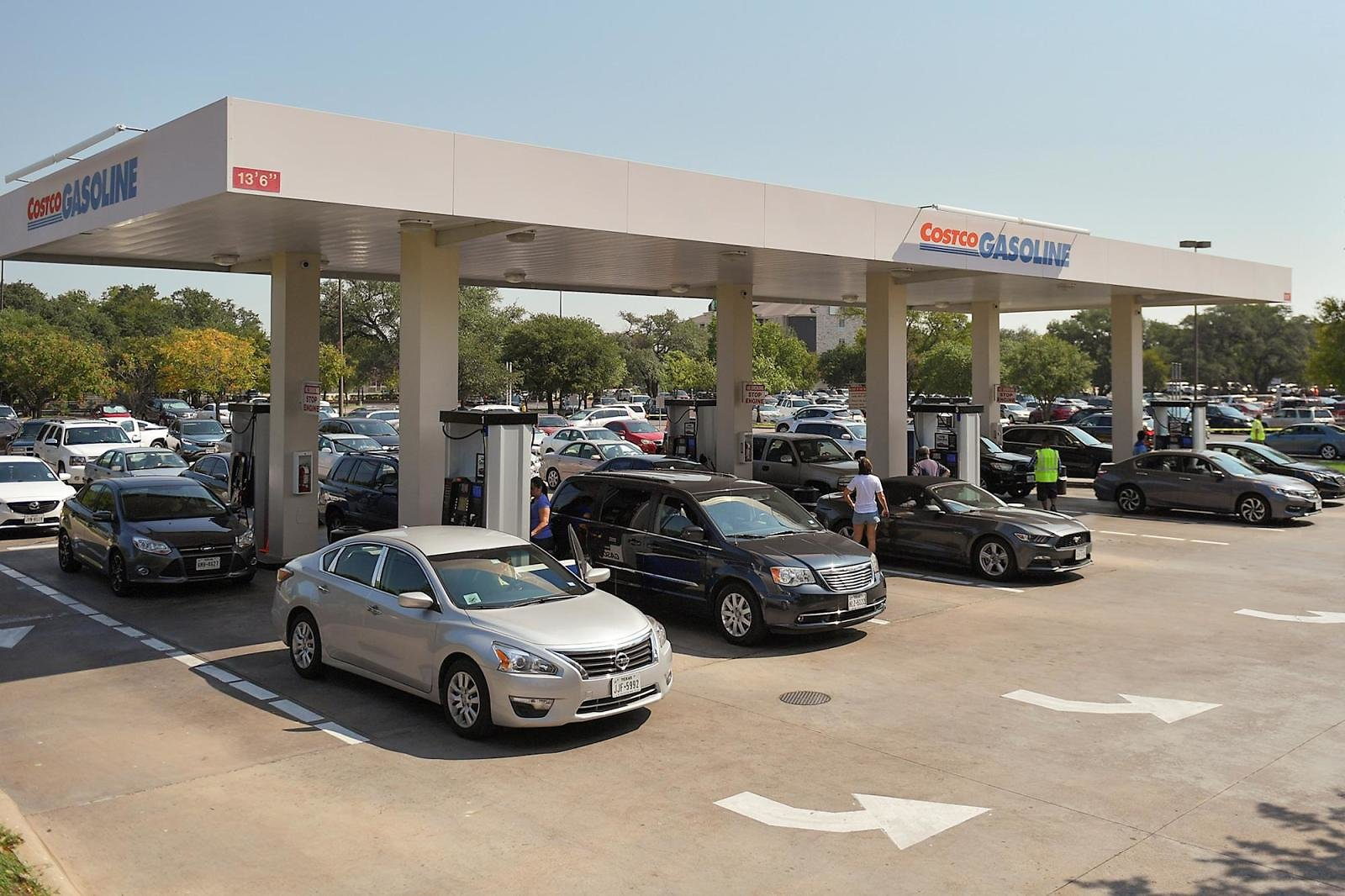 Why Costco Is Secretly a Winner from Colonial Pipeline Shutdown Fueled Gas Lines