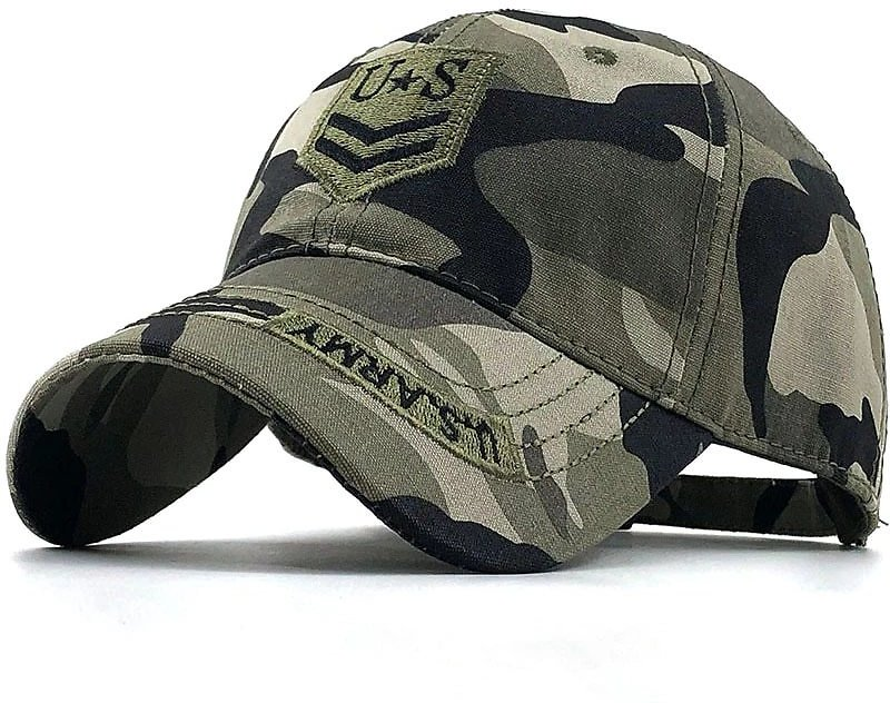 72% Off Men Outdoor Hunting Camouflage Jungle Hat