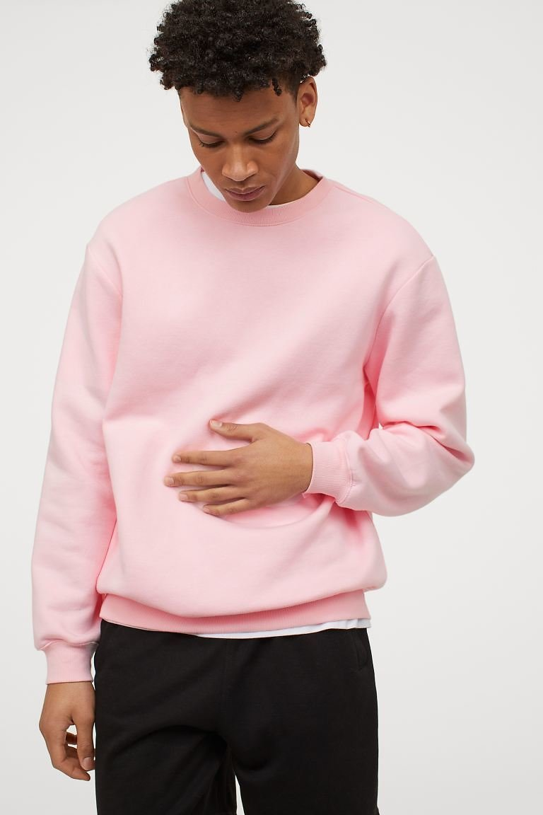 Relaxed Fit Sweatshirt (7 Colors)