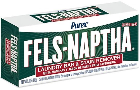 Fels-Naptha Laundry & Stain Remover Bar
