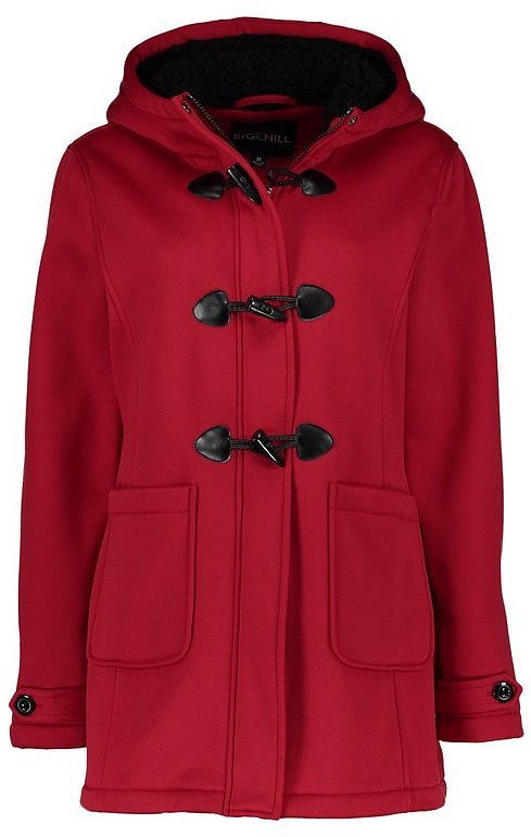 Candy Apple Toggle-Accent Jacket - Women