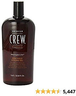50% OFF ! American Crew Firm Hold Styling Gel