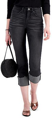 Cropped Skinny Jeans, Created for Macy's