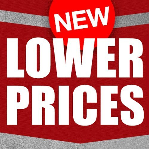 Just Dropped! New Lower Prices Sale
