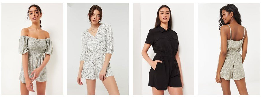 30% Off Rompers