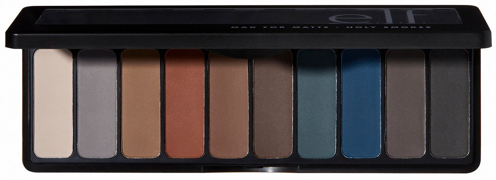E.l.f. Cosmetics Mad for Matte Holy Smokes Eyeshadow Palette