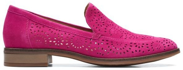 Trish Calla Hot Pink - Clarks® Shoes Official Site | Clarks