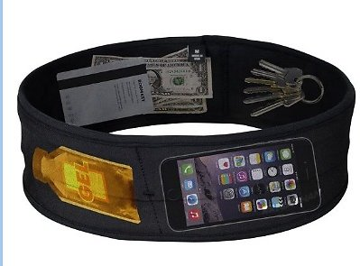 Nathan Hipster Running Belt – Waist Pack Bounce Free and Lightweight - Also Great for Walking, Hiking, Travel and More! $23 On Amazon with 5 Star Reviews! Size Medium (32-34 Inch Waist) - Assorted Colors - $1.49 Shipping, But Order 2 or More And...