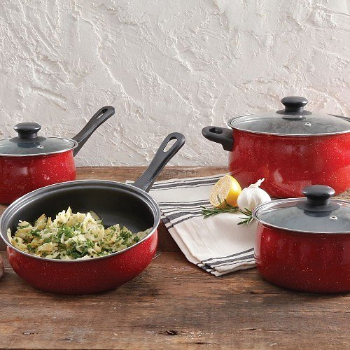 Today Only! $29 Cookware Sets (Mult. Options)