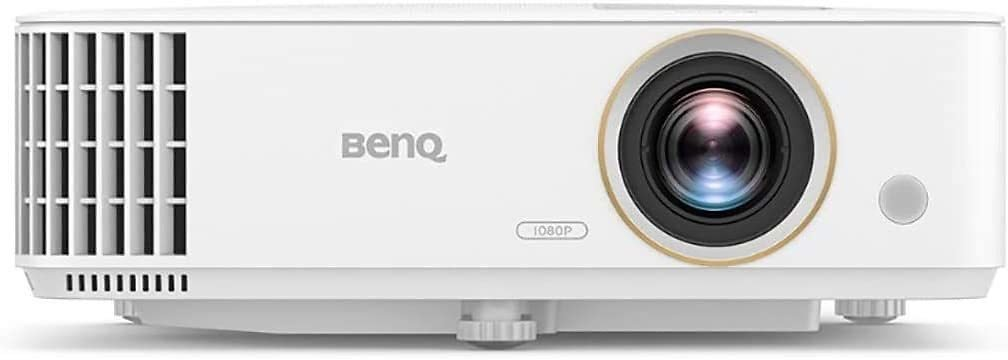 BenQ TH685i 1080p Gaming Projector Powered By Android TV - 4K HDR Support - 120hz Refresh Rate
