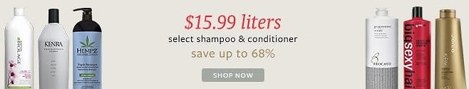 SALE! Hair Sale   Shampoo, Conditioner, Styling Aids   Beauty Brands