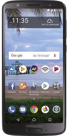 Motorola G6 with Total Wireless No Contract Plan, Special Offer