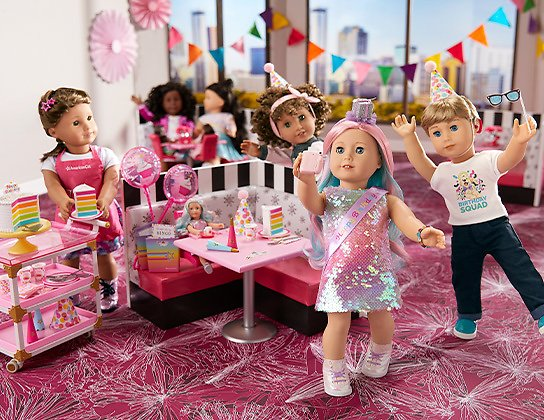 Up To 40% Off Select Items - American Girl