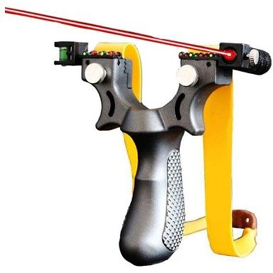 Laser Sighted High Powered Slingshot - Order 2 and SHIPPING IS FREE! - 13 Deals