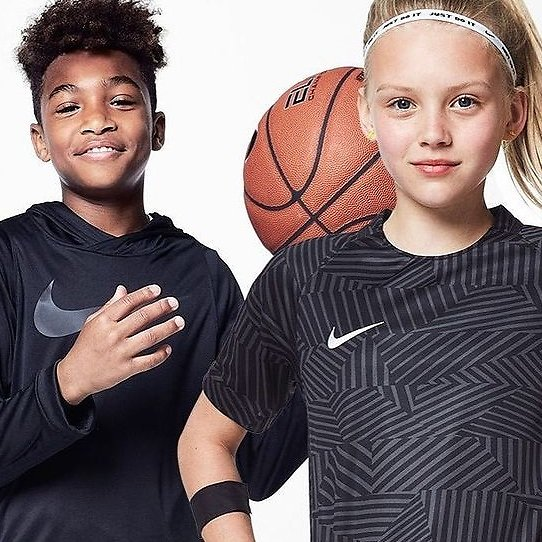 Up to 75% Off Nike Kids' Activewear Sale