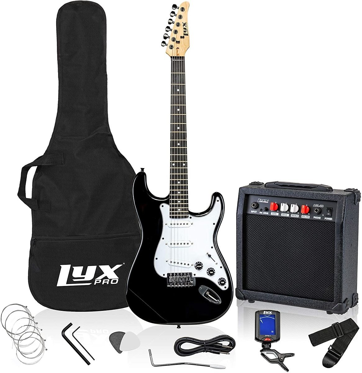 LyxPro Electric Guitar 39