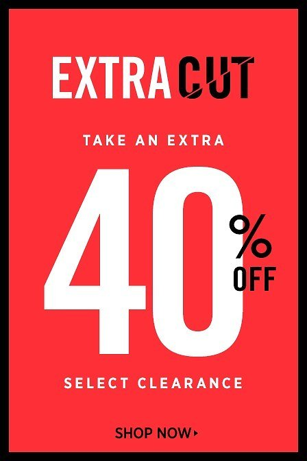 Saks Off 5TH - Extra 40% Off Clearance
