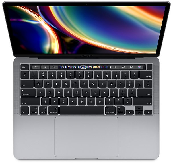 Refurbished 13.3-inch MacBook Pro 1.4GHz Quad-core Intel Core I5 with Retina Display - Space Gray (Released May 2020)