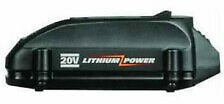 WORX WA3520 20V Lithium Poweshare Battery for Trimmer, Hedge Trimmer, Blower
