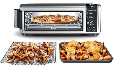 Ninja Foodi 9-in-1 Digital Air Fry Oven with Convection Oven, Toaster, Air Fryer - Sam's Club