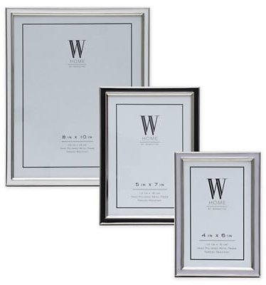 W Home™ Enamel Picture Frame   Bed Bath & Beyond