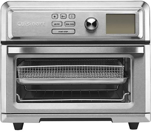 Cuisinart TOA-65 Digital AirFryer Toaster Convection Oven (Factory Refurbished)