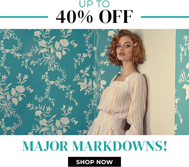 Up To 40% Off New Markdowns Sale - Lord & Taylor