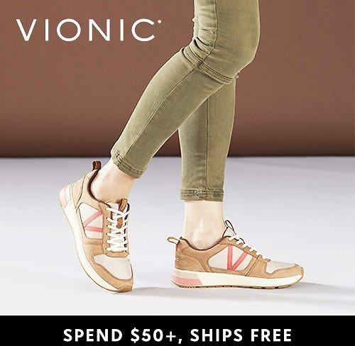 Up to 60% OFF!  Vionic