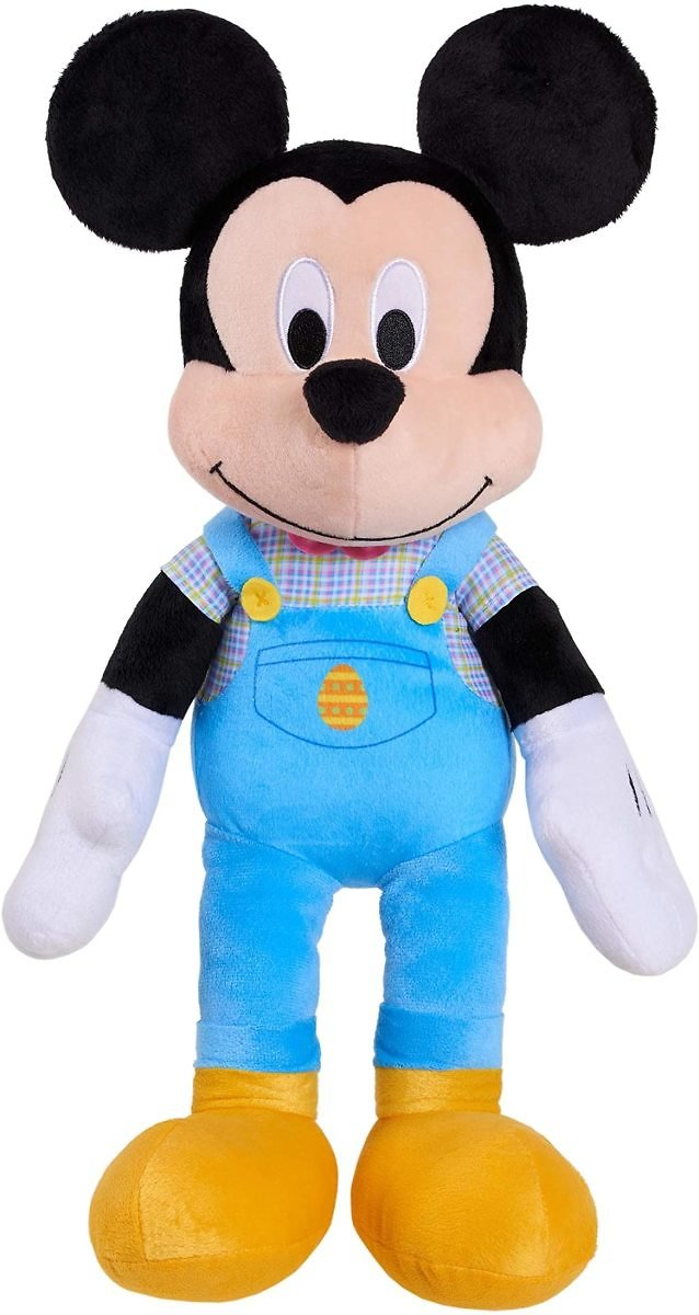 Disney Spring Large 19 Inch Plush Mickey Mouse, Stuffed Animals By Just Play
