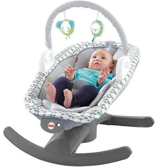 Recall: Fisher-Price 4-in-1 Rock 'n Glide Soothers