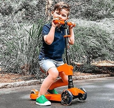 Upto 55% Off Kids Scooters