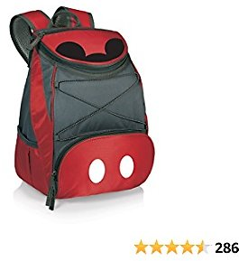 Mickey Mouse Insulated Cooler Backpack
